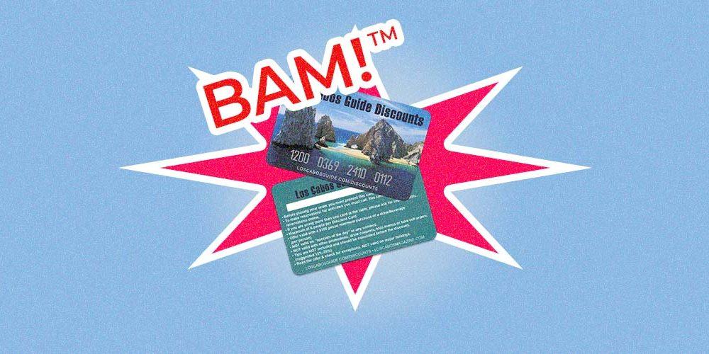 Los Cabos Guide Discount Card