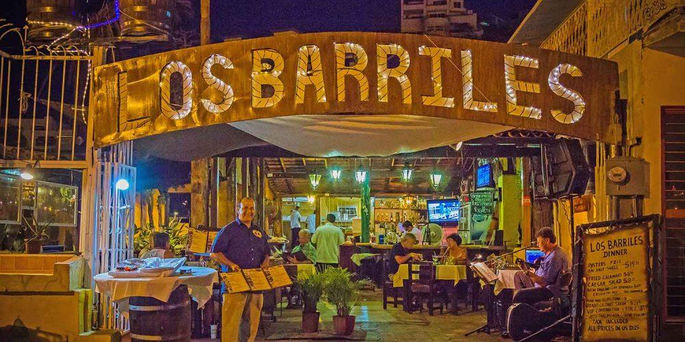 Los Barriles 2×1 Discount Card.