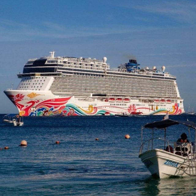 Carnival Cruise – 23 August