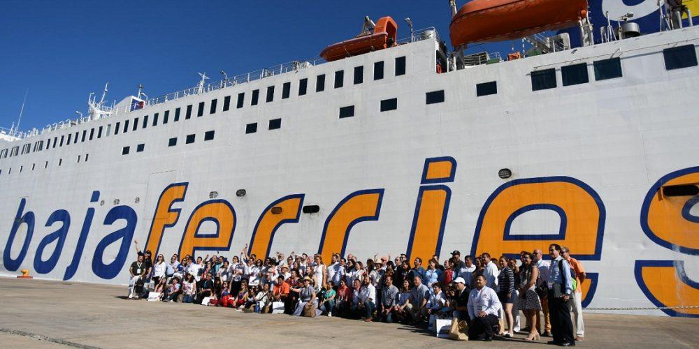 Viajando con Baja Ferries