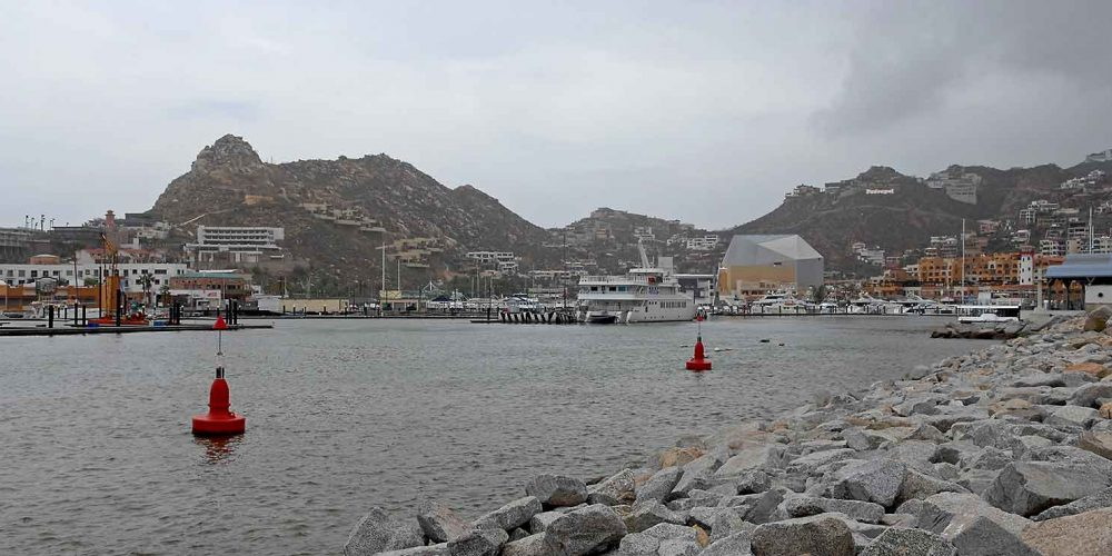 News from Los Cabos about the passage of the Tropical Storm Lidia