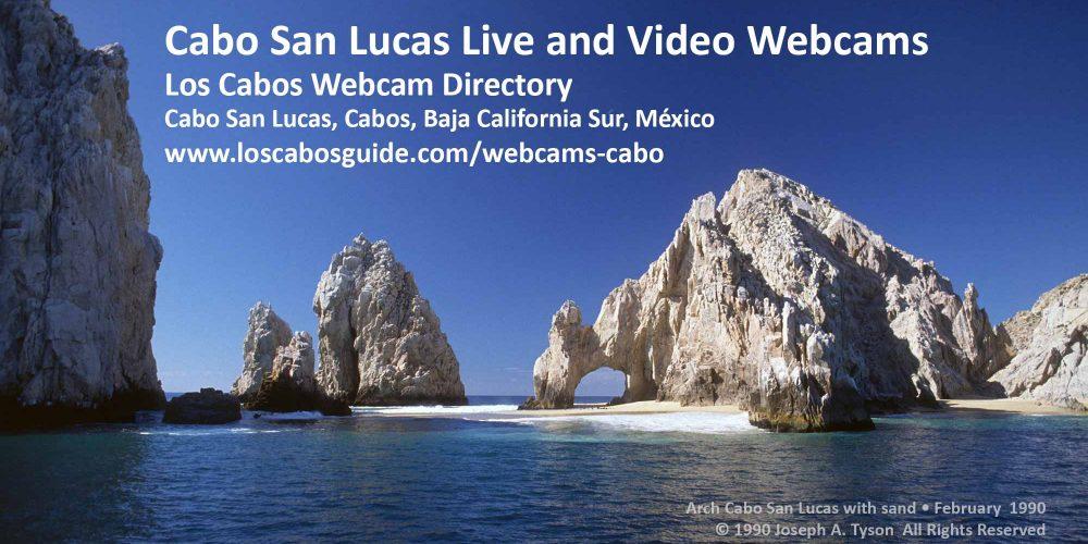 Cabo San Lucas Live Webcams