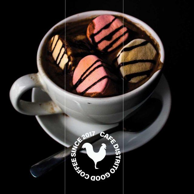 Cafe Distrito 23Cuatro10