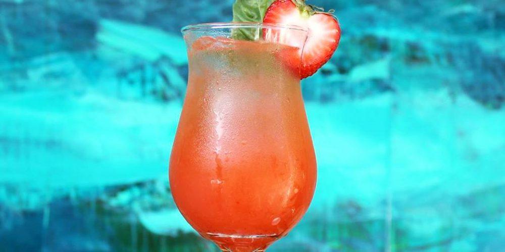 """JULIETA"" Drink Of The Week by Romeo y Julieta Restaurant"