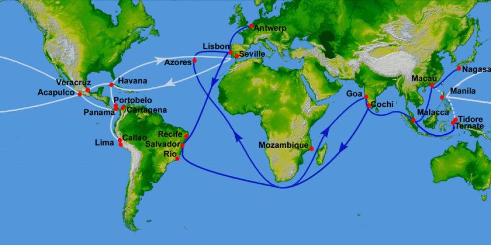 A Brief History of Los Cabos, Part II: The Galleon Trade and the Golden Age of Piracy