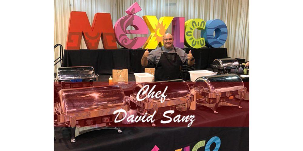 Chef David Sanz