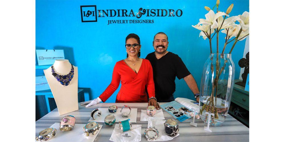 Indira and Isidro Jewelry New York Digital Fashion Week, Mexico City